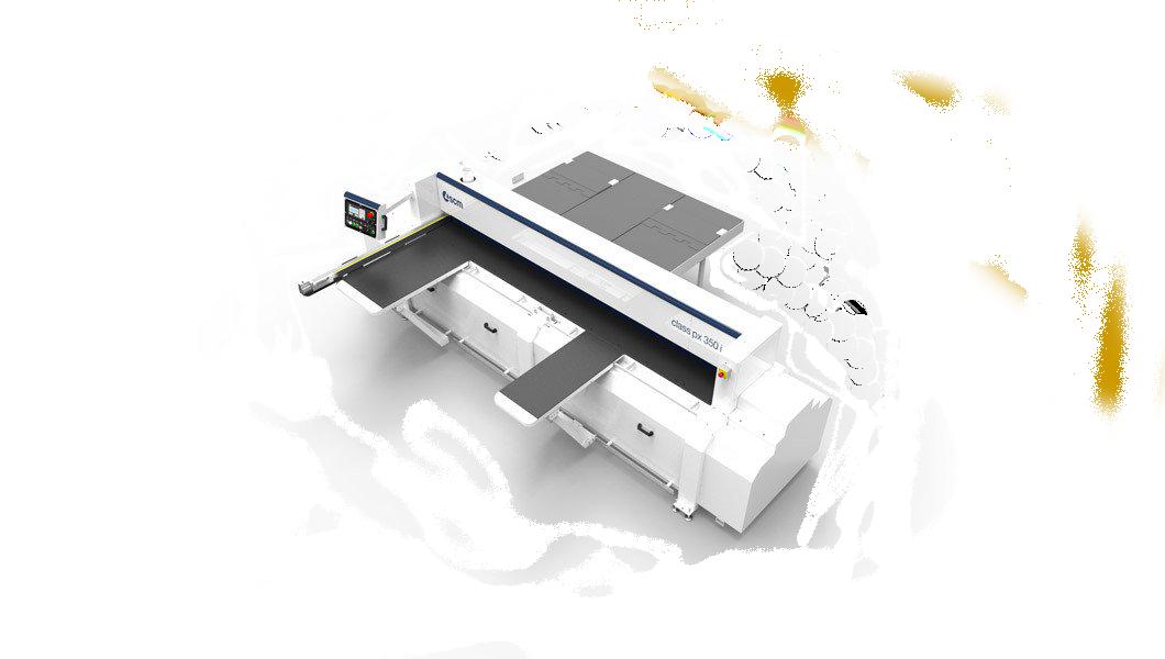 SCM px 350i machine