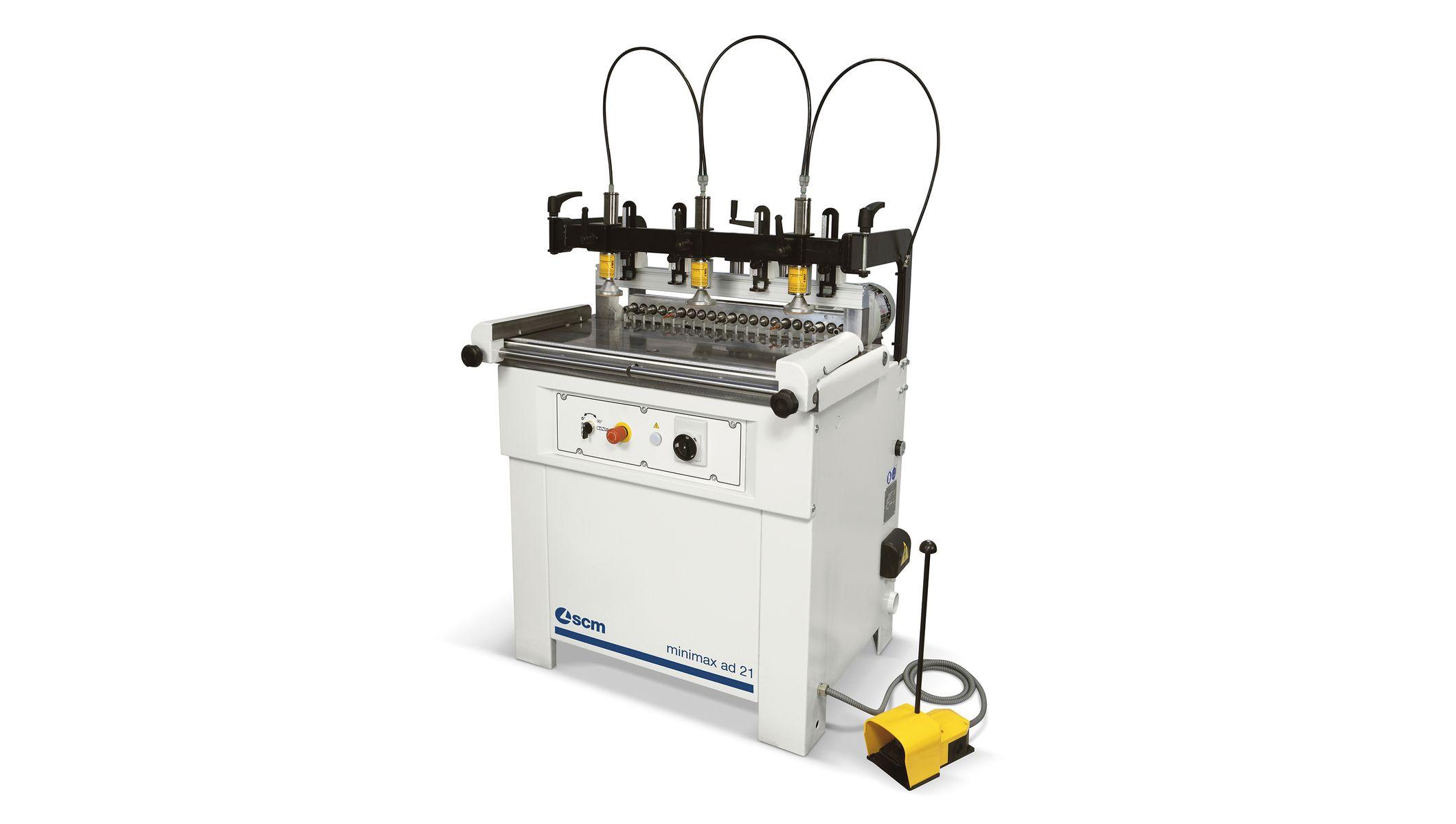 minimax ad 21 boring machine