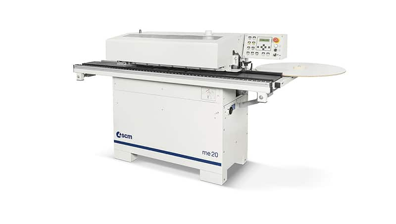 single sided automatic edgebander me-20neww@2x Diamond Tools and woodworking Ireland